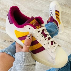 New Adidas superstar originals sneakers